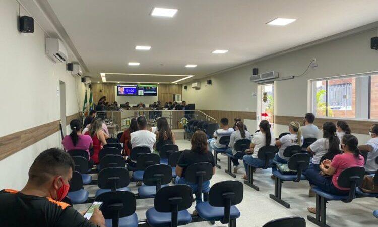 Câmara de vereadores de Apodi aprova projeto criando 93 cargos para convocação de aprovados no concurso