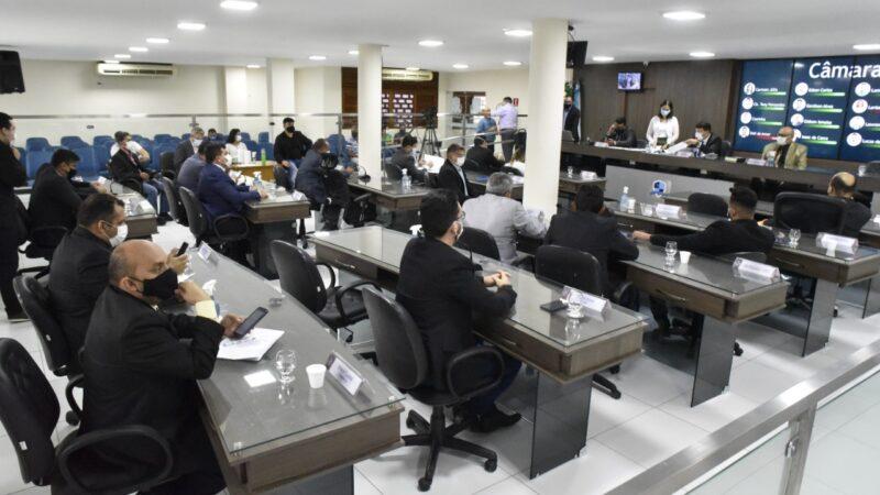 Câmara de Mossoró aprova Reforma Administrativa da Prefeitura