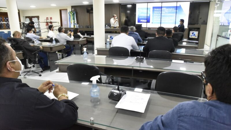 Vereadores de Mossoró são consultados sobre leis orçamentárias