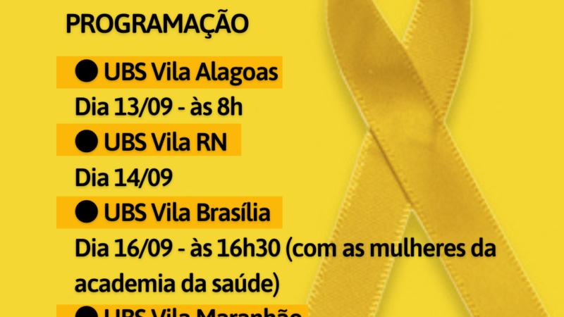 Prefeitura de Serra do Mel desenvolverá ações de prevenção ao suicídio