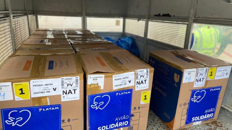 Sesap recebe nova carga de vacinas da Pfizer