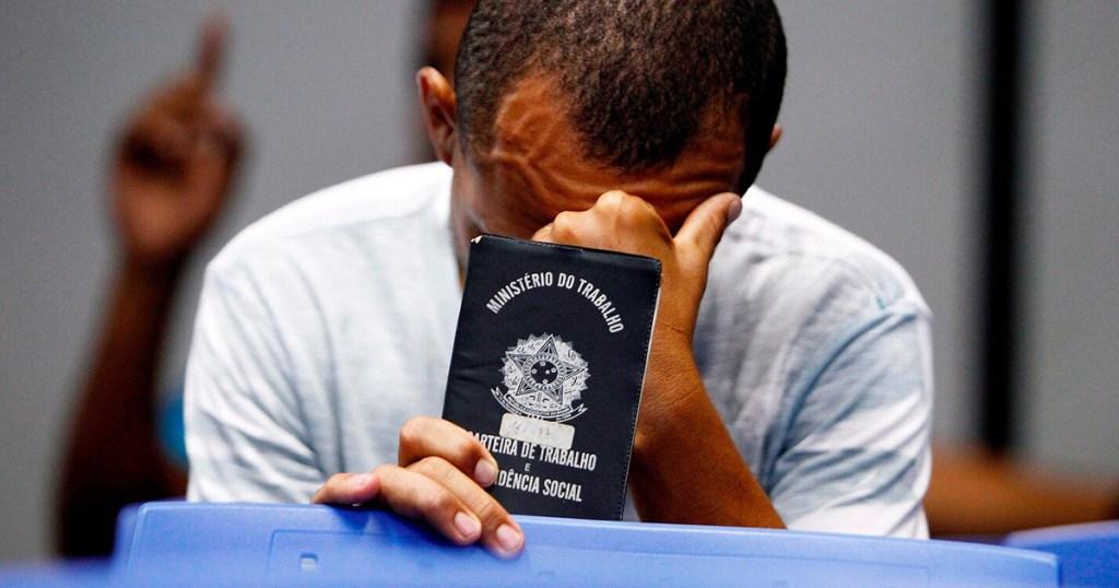 Taxa de desemprego no RN permanece estável com 16,4% no trimestre