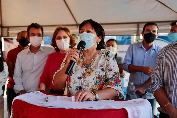 Adutora em Campo Redondo é inaugurada