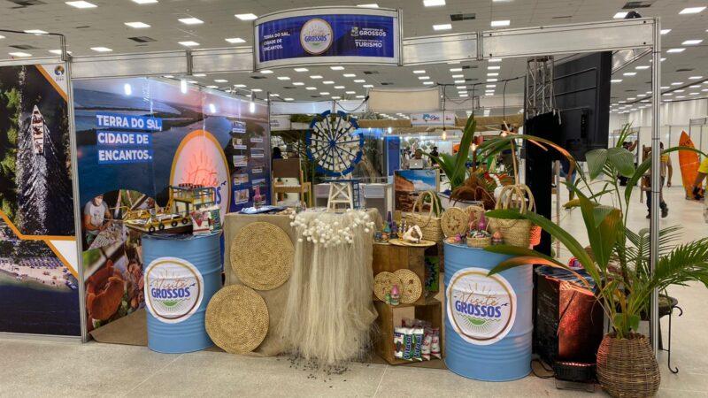 Grossos é premiado como município mais criativo da Feira do turismo do RN