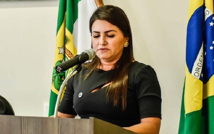Prefeita de Tibau sanciona lei sobre regularização fundiária na cidade