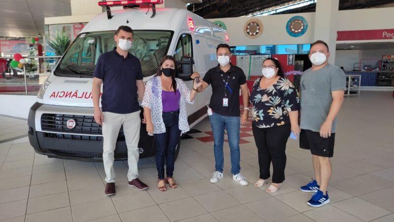 Prefeitura de Tibau entregará ambulância Semi UTI neste sábado, 12