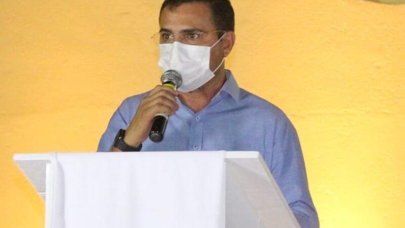 Prefeito Rivelino Câmara participa do Encerramento da Festa de Nossa Senhora das Dores em Patu