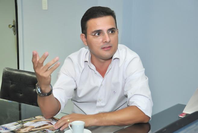Rivelino Câmara: 'Somos a favor da aliança do nosso MDB com o PT'