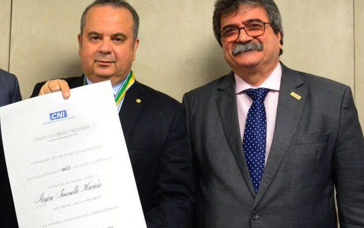Fiern e MDR firmam parceria para desenvolver polo mineral e químico no RN