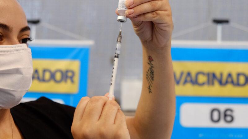 RN inicia vacinação de gestantes, puérperas e lactantes menores de 18 anos