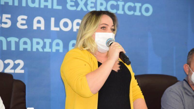 Solicitação de Cinthia Sonale é atendida pelo Governo do Estado
