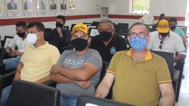 Juninho Alves participa de Audiência sobre complexo fotovoltaico que vai gerar emprego e renda para Caraúbas