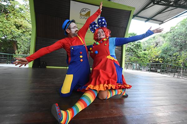 Cidade da Criança e Parque das Dunas tem programação especial para divertir a criançada