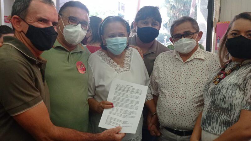 Prefeito Juninho Alves solicita perfuração de poços em Caraúbas