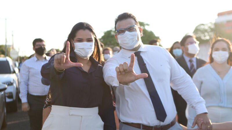 Luiz Carlos e Helena Belmont registram chapa para as eleições 2021 da OAB Mossoró