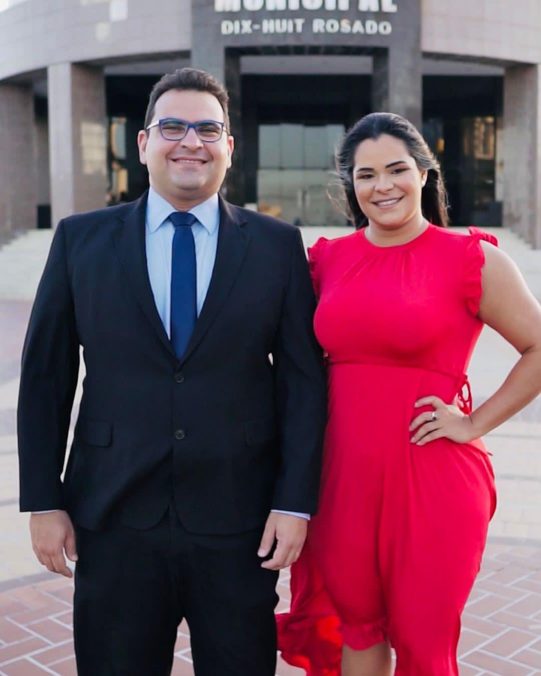 Eleições OAB: Luiz Carlos confirma nome da advogada Helena Belmont como vice
