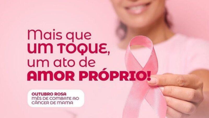 Prefeitura de Grossos realiza ações do Outubro Rosa nesta sexta(15)