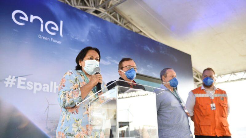RN ganha novo parque eólico em São Miguel do Gostoso