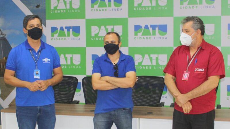 Produtores rurais de Patu participam de capacitação