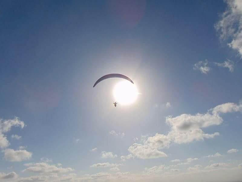 Patu se consolida como capital potiguar voo livre