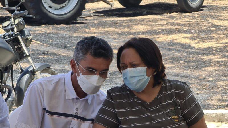 """""""Não tenho medo algum de comparar o governo Fátima com os seus antecessores"""", responde Francisco do PT à oposição"""